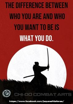 It really is as easy as just getting up and taking a step. #Motivation #martialarts #militarymartialarts #warriors Wise Quotes, Quotable Quotes, Great Quotes, Quotes To Live By, Motivational Quotes, Inspirational Quotes, Samurai Quotes, Martial Arts Quotes, Se Lever