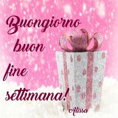 Buongiorno, buon fine settimana! #buonweekend Happy Weekend, Good Morning, Facebook, Night, Day, Dolce, Stella, Twitter, Google