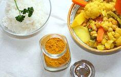 Curcumin in Curry can beat bowel cancer