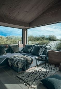 BY THE SEA | I´M IN LOVE Photo: Jesper Ray. Architecture: Sebastian Schroers Published in Bo Bedre.