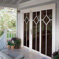 Dressing Up Patio Doors | Cheap Sliding Patio Door Designs