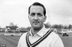 England's Basil D'Oliveira and his pencil moustache - powerful reminders of when cricket, sport and South Africa were riven by apartheid.