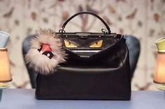 Mode Amplitude - Fashion & Culture: Los bolsos malitos :  Bag Bugs, Fendi.