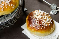 suomalainen pulla ♥ finnish coffee bread; pulla