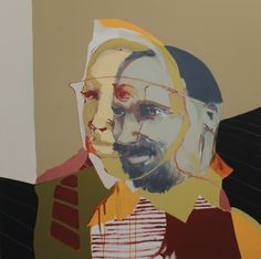 Love these distorted portraits!  http://earstotheground.net/