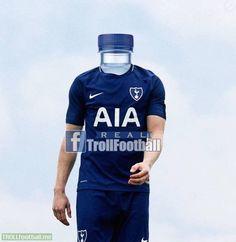Tottenham Hotspur new kit 😂😂