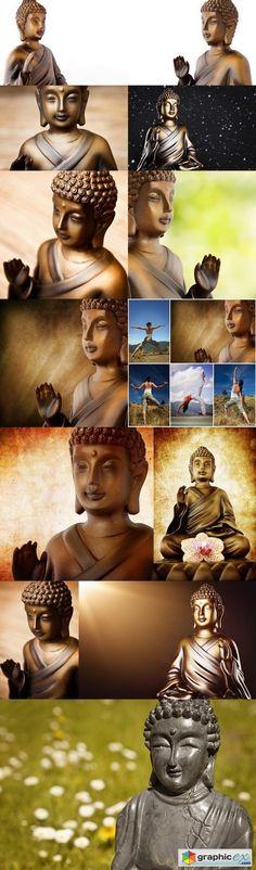 Buddha 2  stock images
