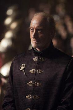 Charles Dance as Tywin Lannister in Game of Thrones Game Of Thrones Episodes, Game Of Thrones Books, Got Game Of Thrones, Game Of Thrones Characters, Daenerys Targaryen, Cersei Lannister, Best Series, Tv Series, Adele