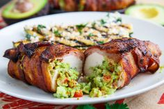 Bacon Wrapped Guacamole Stuffed Chicken Is Spectacular | The WHOot