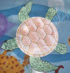 Turtle Crafts | visit seaturtleinc org