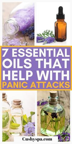 These calming essential oils are wonderful if you deal with panic attacks. These aromatherapy natural remedies can help stop anxiety and panic attacks before they even begin. #EssentialOils #Aromatherapy Calming Essential Oils, Best Essential Oils, Essential Oil Uses, Essential Oil Diffuser, Dealing With Panic Attacks, Anxiety Panic Attacks, Aromatherapy Benefits, Aromatherapy Recipes, Wellness Tips