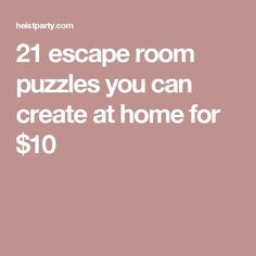 21 escape room puzzles you can create at home for $10 Een USB waar een filmpje op staat waar weer een hint of opdracht op staat