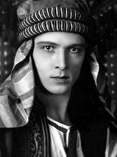 Rudolph Valentino                                                                                                                                                                                 More