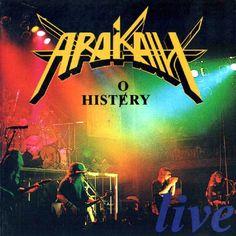 Arakain - History Live