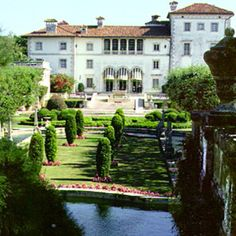 Mansion near Miami. Vizcaya