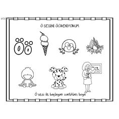 Pencil Grip, Turkish Language, Worksheets, Activities For Kids, Alphabet, Preschool, Clip Art, Letters, Reading