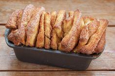 Cinnamon Pull-Apart Bread    A Less Processed Life