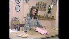 Puntos y Puntadas 105. Pantalón Pijama con remera. María Laura Poratto. - YouTube