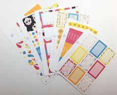 Sugar Skulls Weekly Planner Kit by SugarSweetPrints on Etsy https://www.etsy.com/listing/463063337/sugar-skulls-weekly-planner-kit