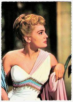 Rossana Podesta , 1955 MOVIE HELEN OF TROY