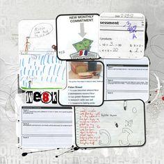 Anna Aspnes Designs--using memorabilia in digi pages!
