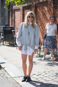 Copenhagen Fashion Week Street Style Minimalist Street Style 8a7ddf32a81e