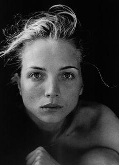 Rachel Williams by Peter Lindbergh
