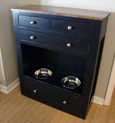 Hey, I found this really awesome Etsy listing at https://www.etsy.com/listing/207702506/shaw-dog-feeding-station-and-storage