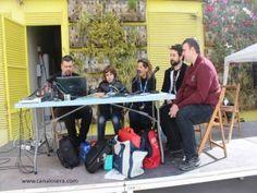 Canal Osera y los Podcast en el Primera San Valentín Sangriento de Alicante