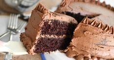This Chocolate Cake is the BEST Ever.   Hip2Save Best Ever Chocolate Cake, Perfect Chocolate Cake, Keto Chocolate Cake, Chocolate Flavors, Chocolate Mayonnaise Cake, Cake Decorating Designs, Homemade Cakes, Homemade Pie, Cake