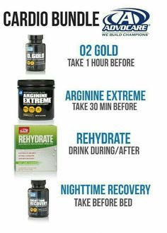 The best pre and post workout combo! www.advocare.com/150648697