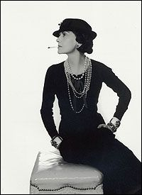 """Fashion is not something that exists in dresses only.Fashion is in the sky,in the street,fashion has to do with ideas,the way we live,what is happening."" Coco Chanel"