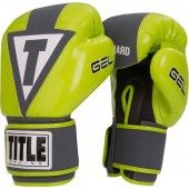 TITLE GEL AEROVENT WASHABLE FITNESS GLOVES