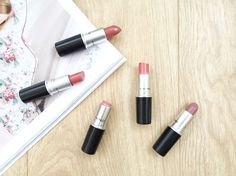 The Nude Lipstick Collection www.girlwithmakeup.com