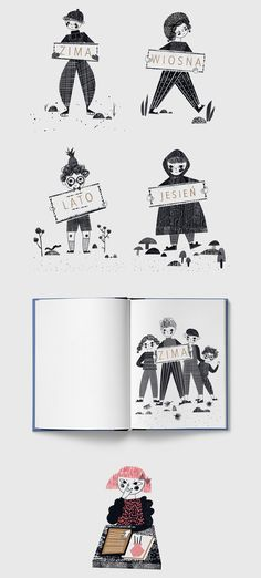 """Illustrated book by a prominent Polish writer Jerzy Ficowski.""""Lodorosty i bluszczary"""" is a collection of the author's poems for children.Illustrated by Gosia Herba.Design and DTP by Mikołaj Pasiński.Cover design by Gosia Herba and Mikołaj Pasiński.Th…"""