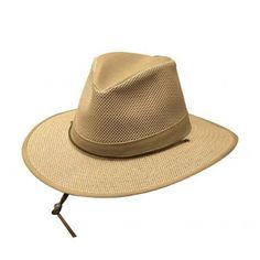 Henschel Aussie Mesh Crushable Hat - 2X Western Hats d958215d9f8e