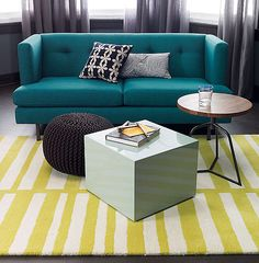 multiple small tables vs/ one large coffee table