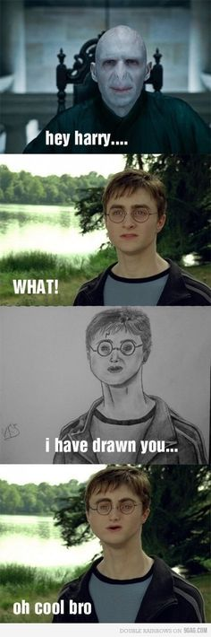 Harry Potter funny pictures!