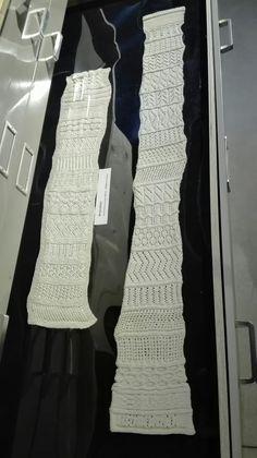 Breirollen in Museum De Kantfabriek in Horst