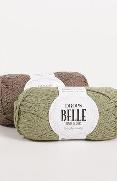 DROPS Belle colour chart ~ DROPS Design Group B/DK similar