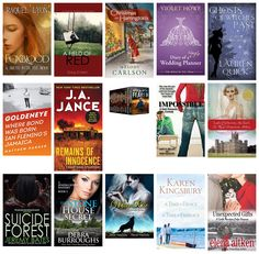 9 FREE And 6 Bargain Books For November 29 From OHFB:        http://ohfb.com/category/featured/?date=20151129