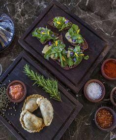 Done Casa de Uco Vineyards & Wine Resort, Mendoza, Argentina Mendoza, Empanadas, Wine Dinner, Restaurant Recipes, Restaurant Design, Food Presentation, Gourmet Recipes, Gourmet Foods, Creative Food