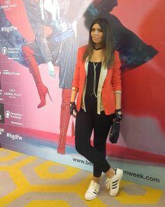 """Belgrade Fashion Week. Opening  #fashion #fashionista #fashionblogger #blogger #belgradefashionweek"""