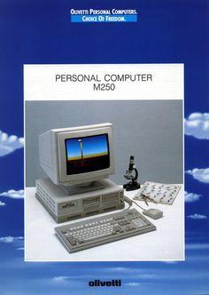 Olivetti M250, 1989