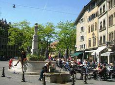 Place Bourg du Four - Geneva