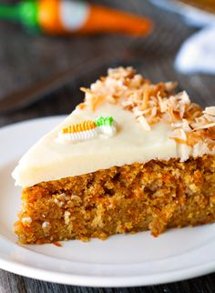 Make the perfect Carrot Cake that is so scrumptious and dreamy – topped with the most amazing Cream Cheese Frosting.