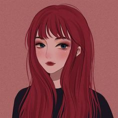 Want a catchy avatar? Try our custom portraits by true artists. Kawaii Anime Girl, Kawaii Art, Anime Art Girl, Manga Girl, Cartoon Art Styles, Cute Art Styles, Cartoon Girl Drawing, Girl Cartoon, Portrait Cartoon