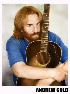 Promo photo for work in Nashville. 1999. #andrewgold