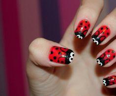 Lady bugs!!! How utterly cute!! :)