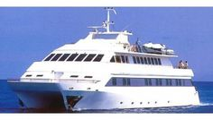 catamaran a moteurs pour 30 hotes